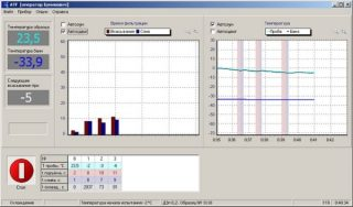 Программное обеспечение к аппарату АТФ-01