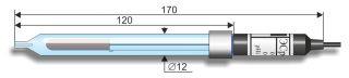 Электрод сравнения ЭСр-10101/3,0 (К80.4)